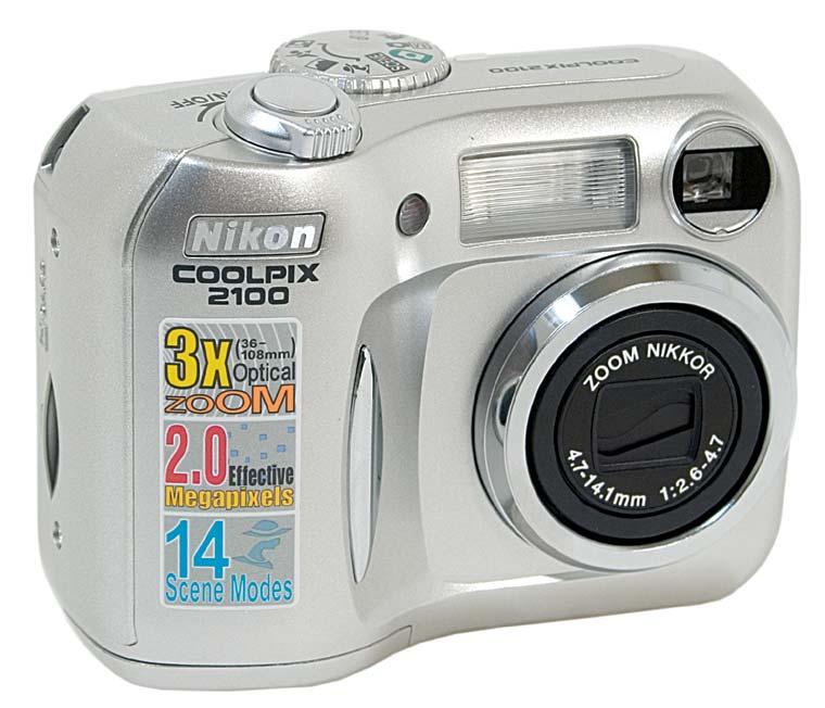Nikon COOLPIX 2100 Opiniones
